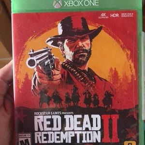 Red Dead Redemption 2 with Map